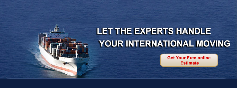 Viking International Moving - International Movers NY - International Moving Viking